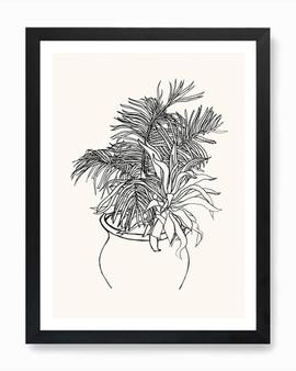 Goan Garden print