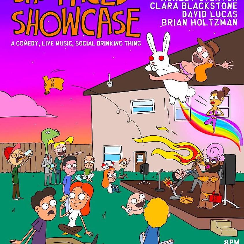 The Shitfaced Showcase comedy show/ live blues band