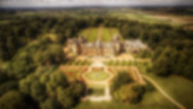 Waddesdon Manor Aerial