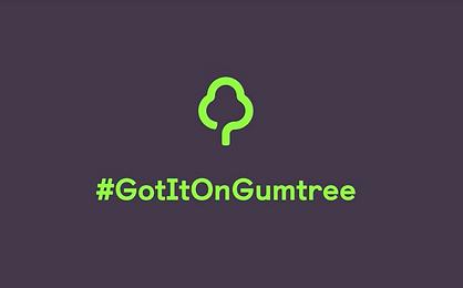 Gumtree - Got it on gumtree