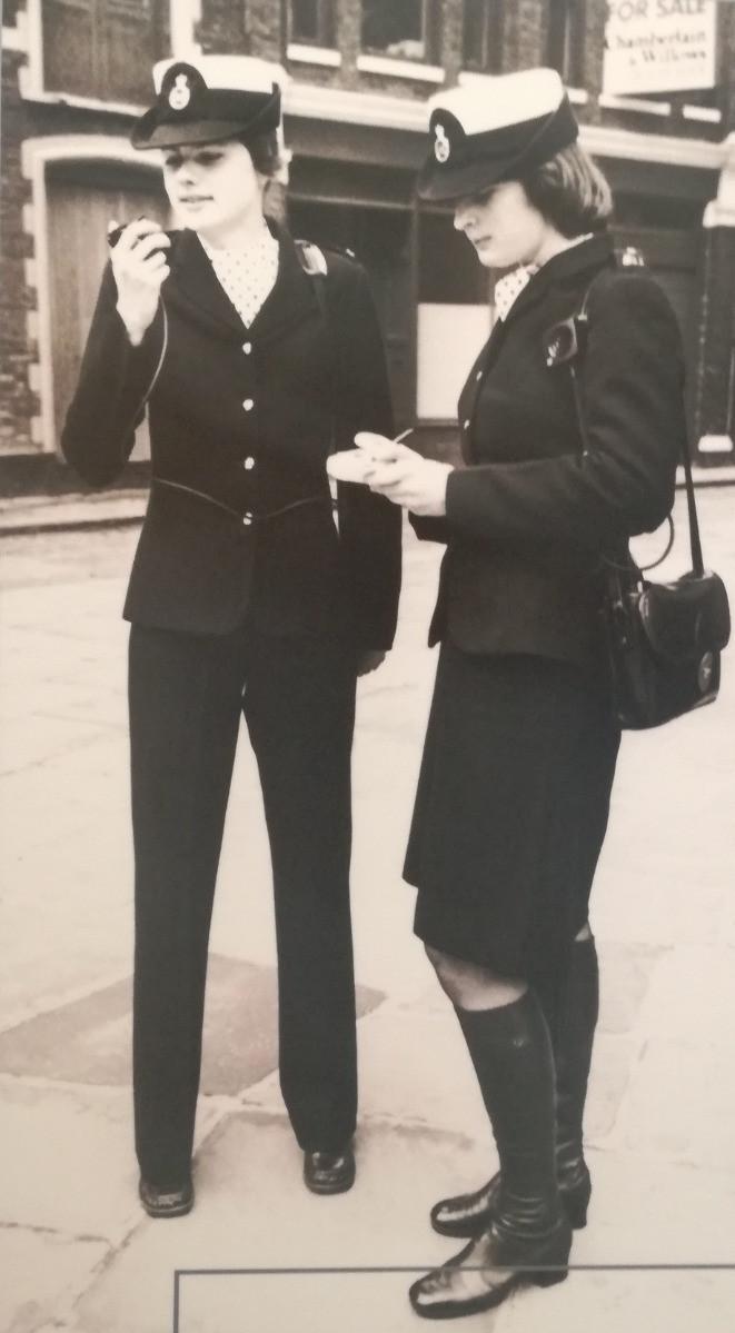 1978 policewomen