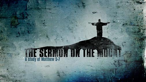 sermon on mount series
