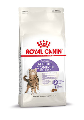 Royal canin - Sterilised appetite control