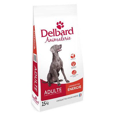 Croquettes Delbard - chien adulte - énergie