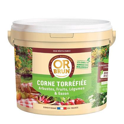 Corne Torréfiée