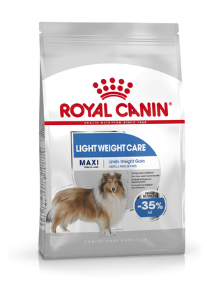 Royal canin - maxi light weight care 10kg