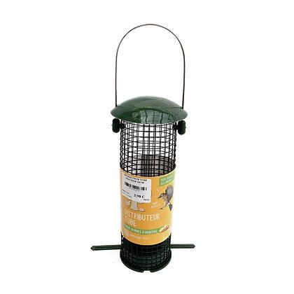 Distributeur tube pour arachides
