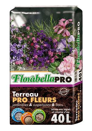 Terreau pro fleurs