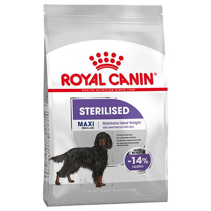 Royal canin - maxi sterilised 9kg