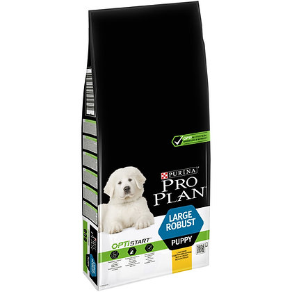 Purina - large robust puppy 12kg