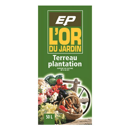 Terreau plantation bio