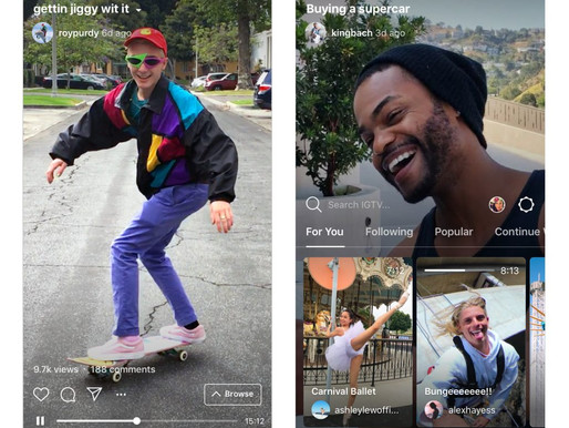 Here's How Brands Use IGTV For Business