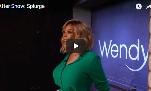 Wendy Williams Doesn't Get It