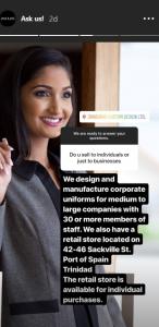 Janouras instagram questions sticker