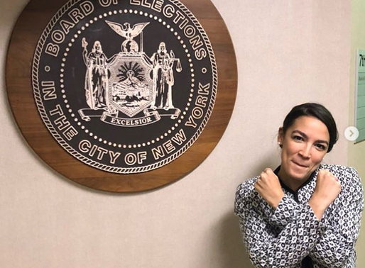 How Alexandria Ocasio-Cortez Is Owning Social