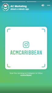 ACM Nametags Stories