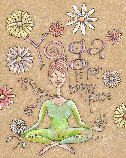 GIRL-022_Yoga happy place