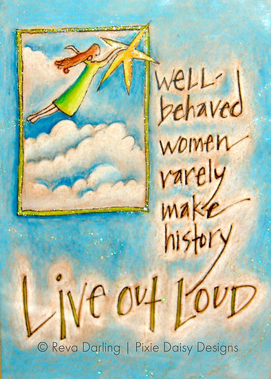GIRL-050_Well behaved women_history