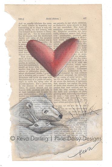 ANI-049_Lés vulnérables_Polar Bear Love