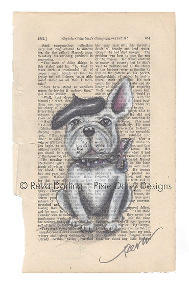 ANI-047_Frenchie bulldog