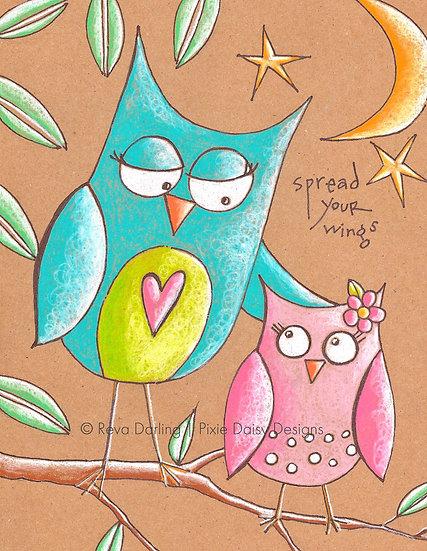 EDU-021_Spread your wings owls