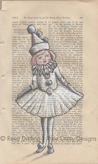 CIRC-011_Pierrot girl