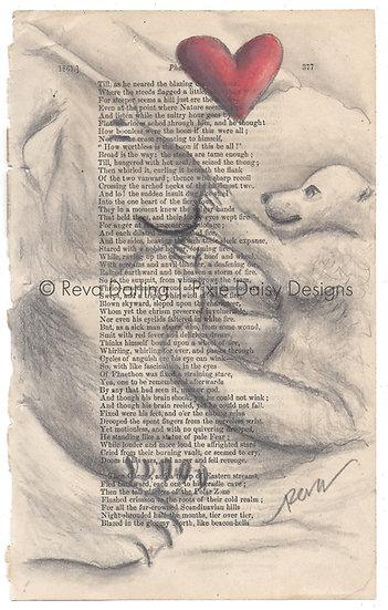 ANI-005_Ours Polaire_Polar Bear love