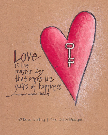 LOVE-002_Love is the master key