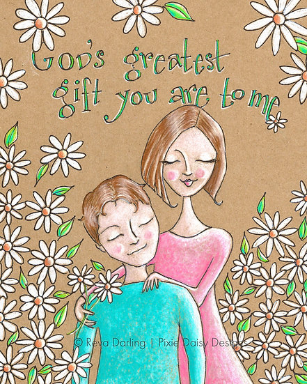 EDU-014_God's greatest gift you are to me