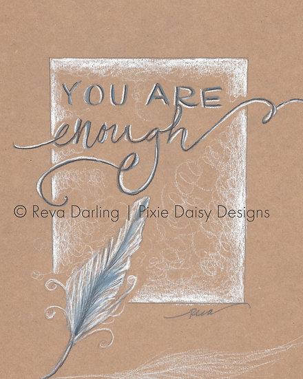 FAITH-002_You are enough