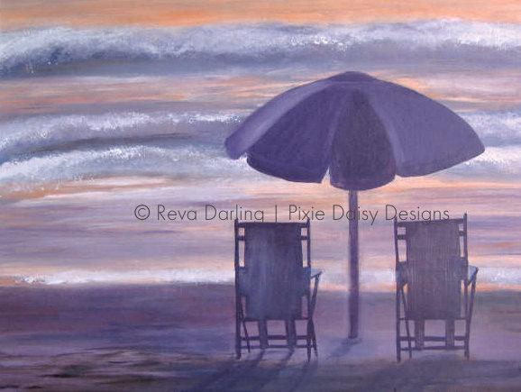 SEASON-001_Orange_purple beach chairs