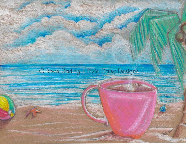 SEASON-003_Coffee on the beach