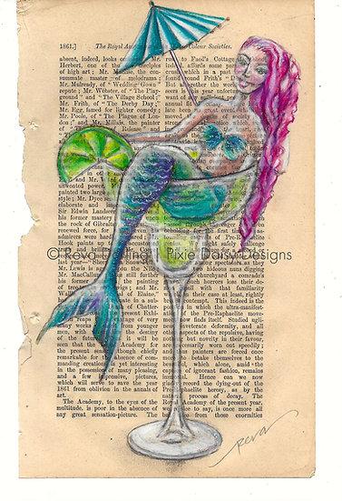 MER-014_Margarita mermaid