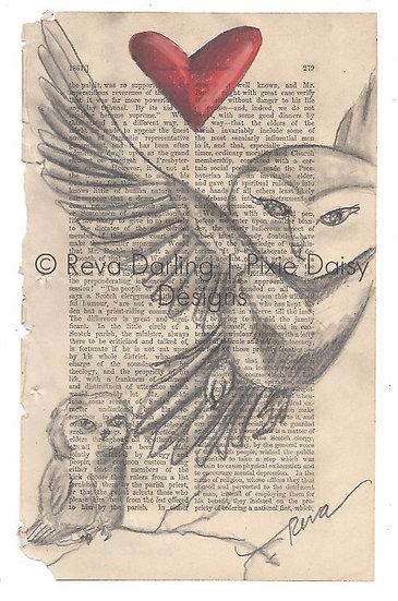ANI-042_Grande dame chouette_Owl love