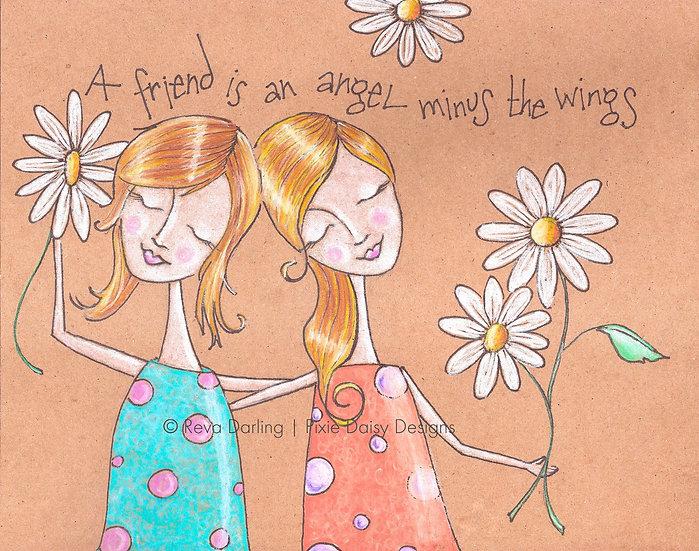 GIRL-052_Friend is an angel minus wings