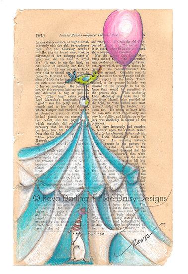 GIRL-034_Le Cirque de Piccadilly