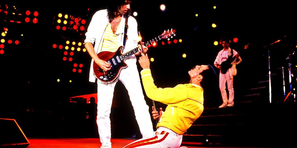 Queen - Live at Wembley Screening