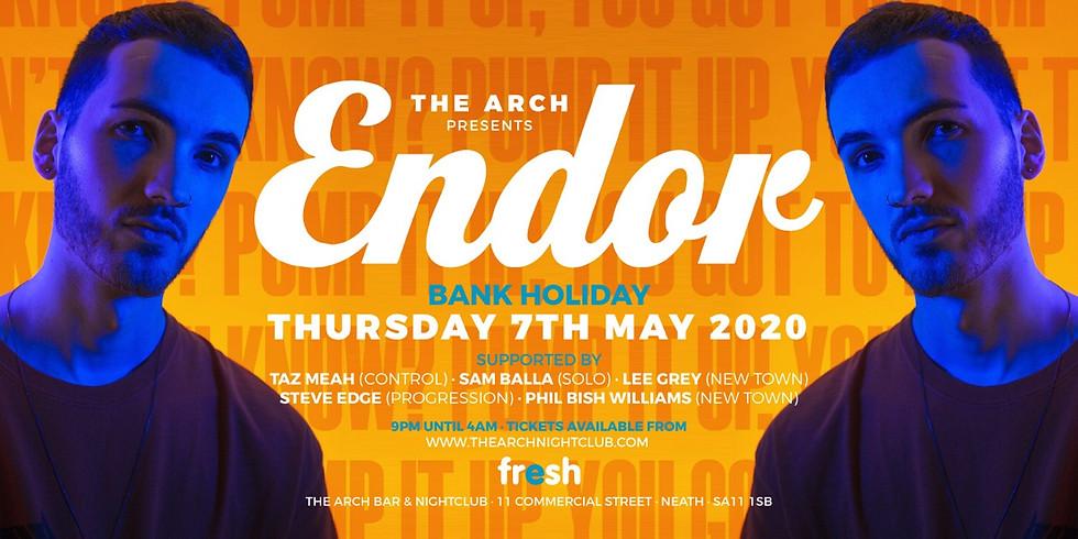 Endor | May Bank Holiday