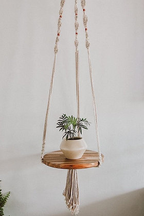 Plant Hanger/Wood