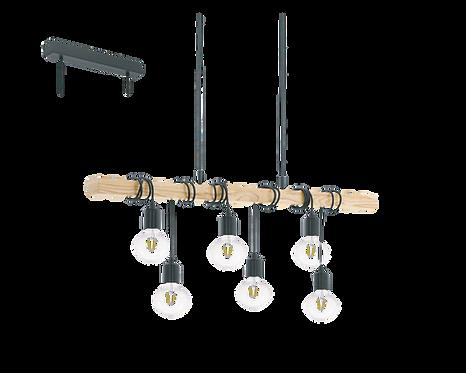 Lámpara Industrial