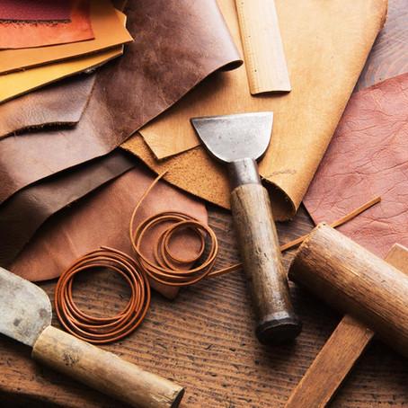 ¿Es el cuero un material ecológico y renovable?