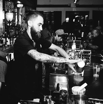 Happy hour is almost here! Come imbibe with some of the hardest working cocktailors in town! #columbuseats #cocktails #happyhour