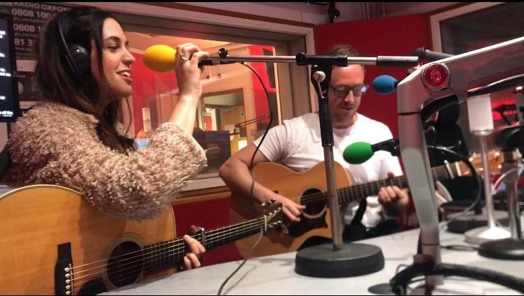 BBC Oxfors Radio interview