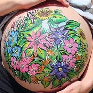 Flower Belly Painting.jpg