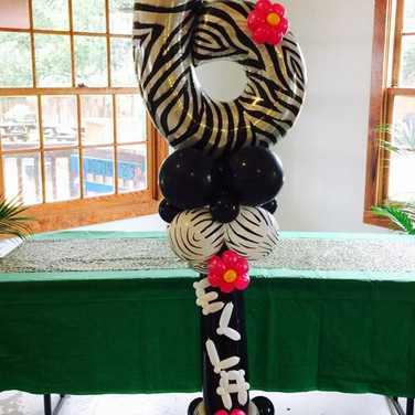 HB 6th Zebra Column