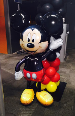 Mickey Mouse Air Walker