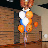 Georgetown HS Eagles Basketball Bouquet.JPG