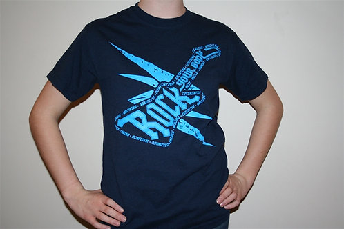 Rock Your Body Navy T-Shirt