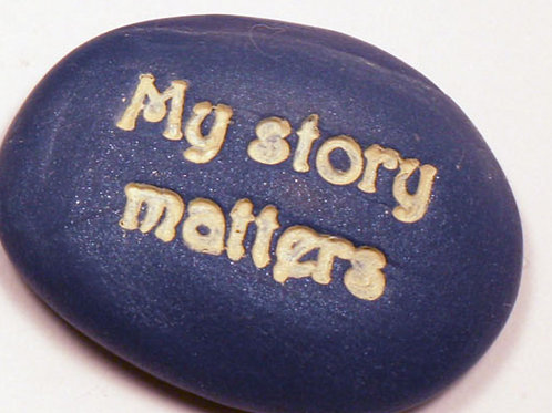 "Magnet ""My Story Matters"""