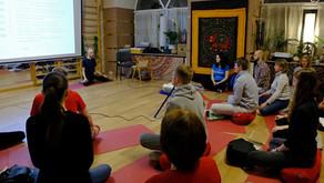 События осени в ТОТе: медитация и йога